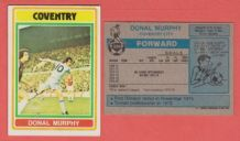 Coventry City Donal Murphy 289